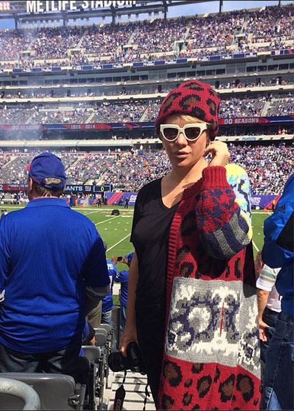 Бизнесвумен Мария Лопатова (41), жена баскетболиста Philadelphia Андрея Кириленко (33).