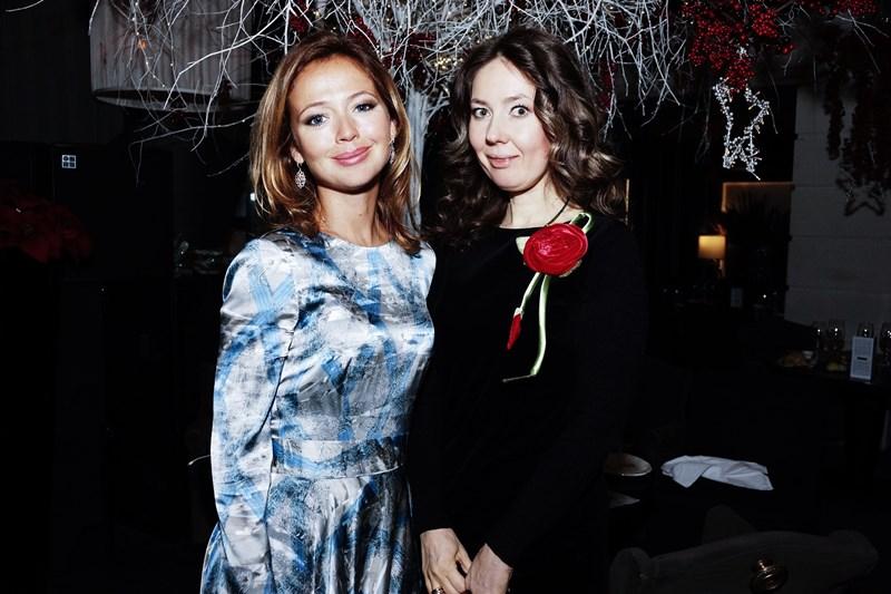 Елена Захарова и Екатерина Полозова