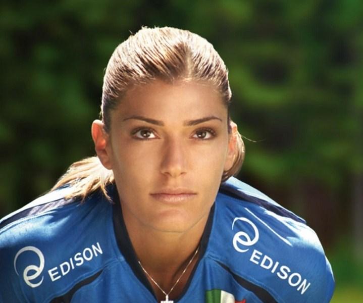 Волейболистка Франческа Пиччинини, 36