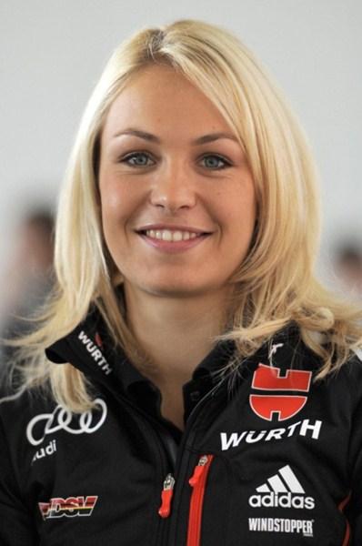 Биатлонистка Магдалена Нойнер, 28