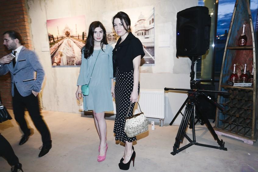 Виктория Бейлис и  Калиста Фенина
