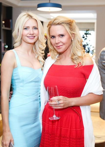 Ксения Руна и Анна Аникина
