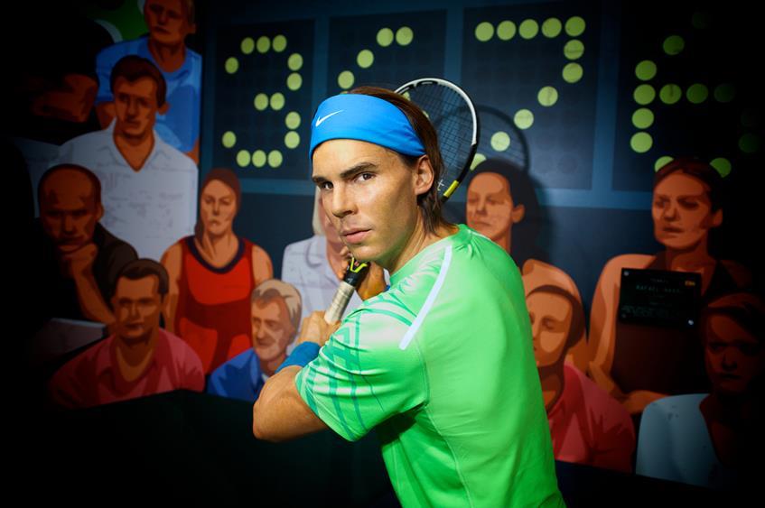 Рафаэль Надаль (28), испанский теннисист