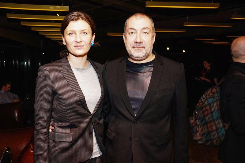 Анита Гиговская и Вадим Ясногородский