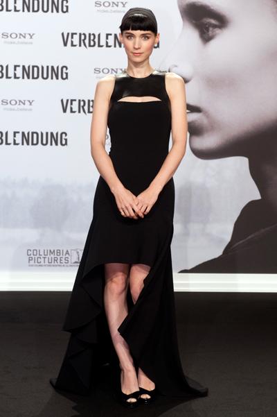 Актриса Руни Мара (29), 160 см