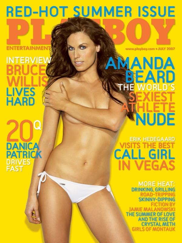 Плавчиха Аманда Бирд (34)