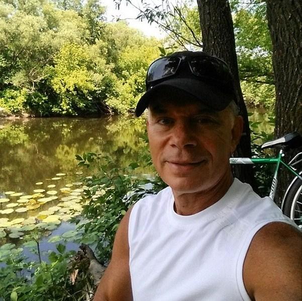 Олег Газманов открыл сезон велопрогулок в Тамбове.