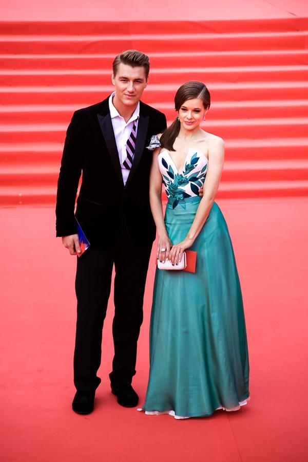 Алексей Воробьев и Екатерина Шпица