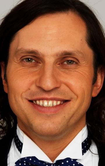 Шоумен Александр Ревва, 40