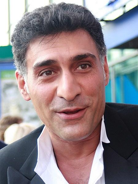 Режиссер и телеведущий Тигран Кеосаян, 49