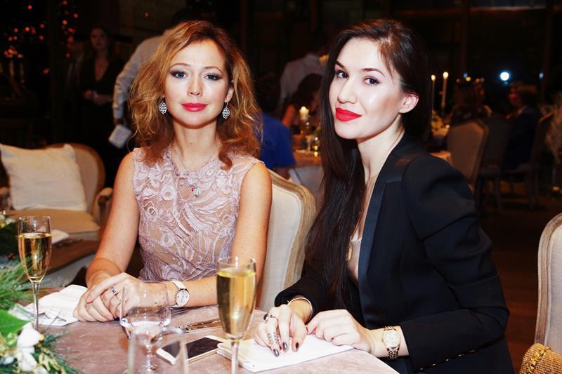 Елена Захарова и Мариана Гогова