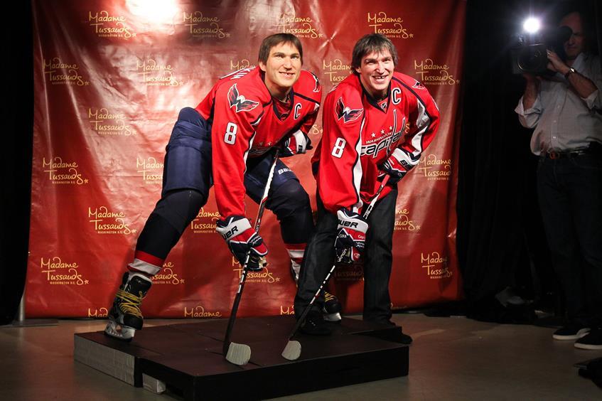 Александр Овечкин (29), нападающий клуба НХЛ Washington Capitals