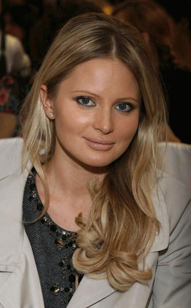 Российская телеведущая Дана Борисова, 38