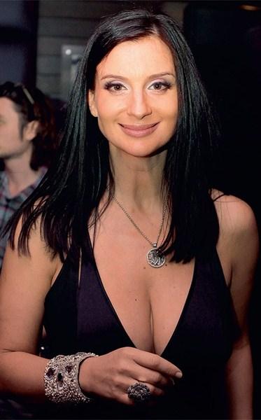 Российская телеведущая и актриса Екатерина Стриженова. 47