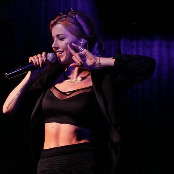 Юлианна Караулова выступала в клубе Space.