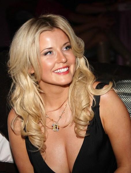 Телеведущая Татьяна Арно, 33