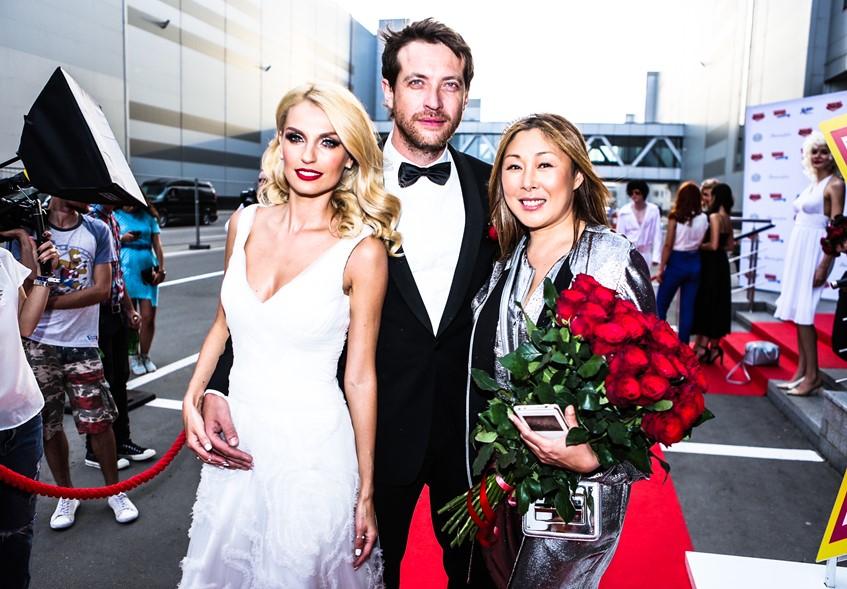 Кирилл Сафонов, Саша Савельева и Анита Цой