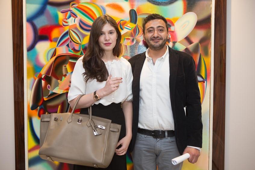 Виктория Бейлис и Ахмед Деяб