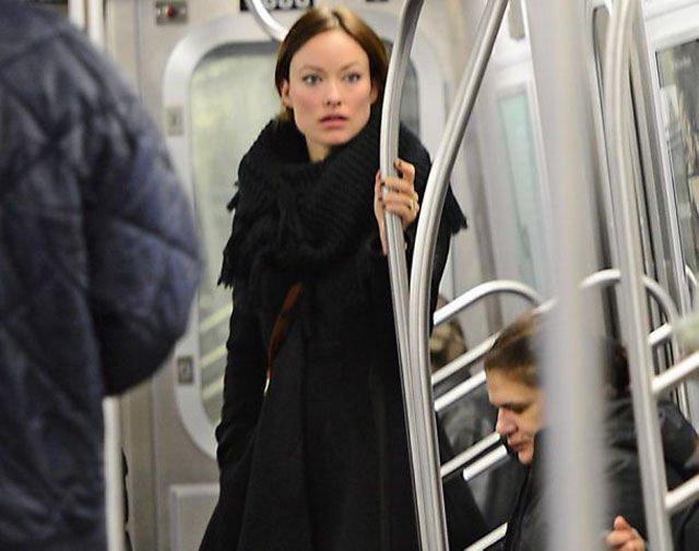 Актриса Оливия Уайлд (30)