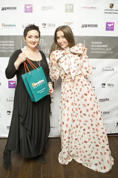Этери Бериашвили и Мариам Матурелли