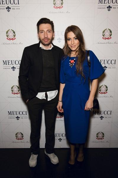 Юрий Столяров и Юлия Барановская