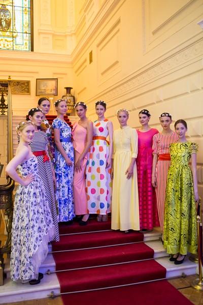показ Dosso Dossi Fashion Show