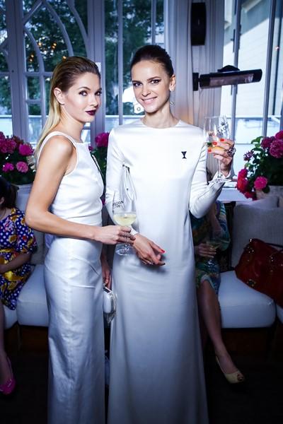 Наталья Бардо и Ксения Князева