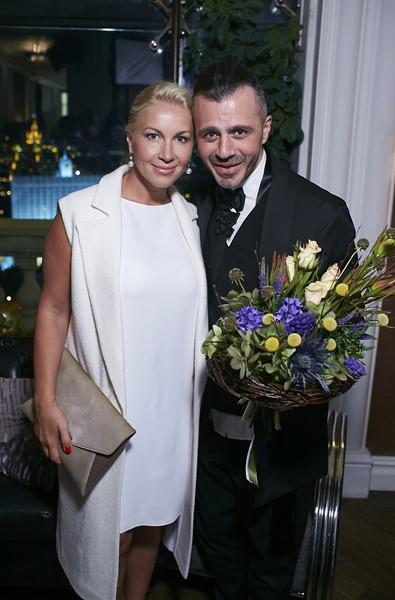 Екатерина Одинцова и Александр Сирадекиан
