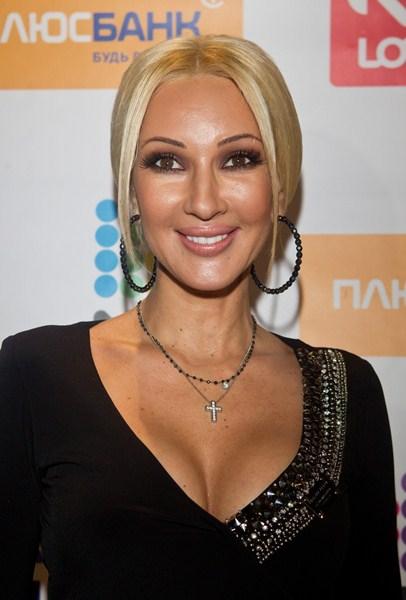 Российская телеведущая Лера Кудрявцева, 44
