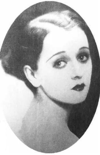 Валентина Остерман, 1929 год