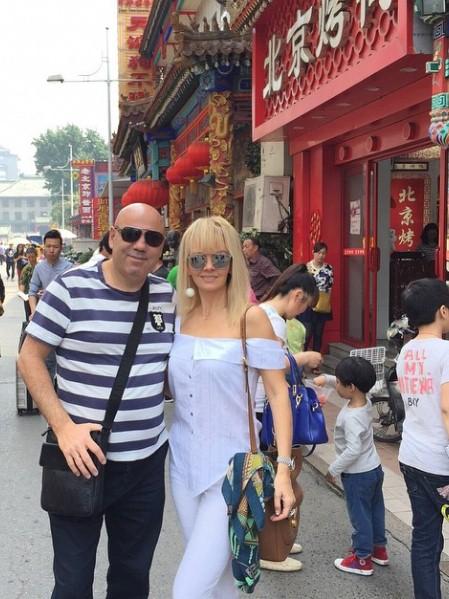 Валерия с Иосифом Пригожиным знакомились с Пекином.