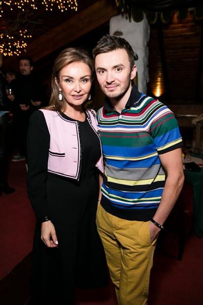 Елена Маликова и Евгений Заболотный