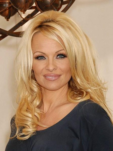 Актриса Памела Андерсон, 47