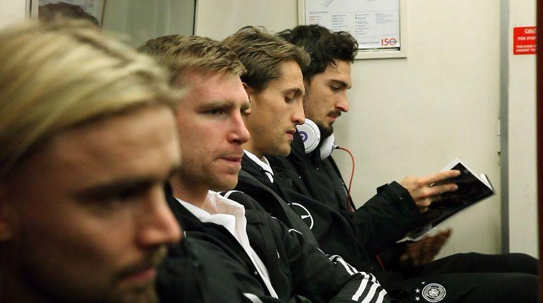 Немецкая сборная по футболу