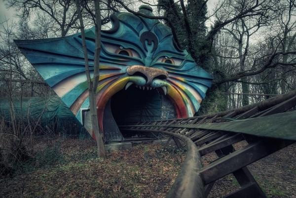 Шпреепарк, Берлин, Германия.