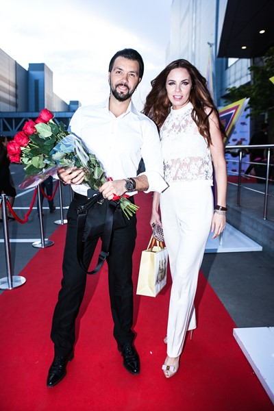 Денис и Ирина Клявер