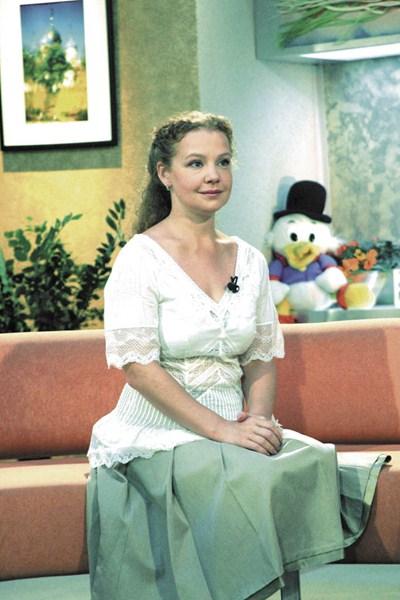 Татьяна Абрамова (39) – российская актриса и певица.