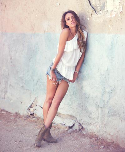 Актриса Джессика Альба (33)