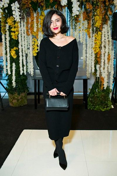 Тамуна Циклаури[26] – грузинка. Дизайнер, совладелица модного бренда Iconique.