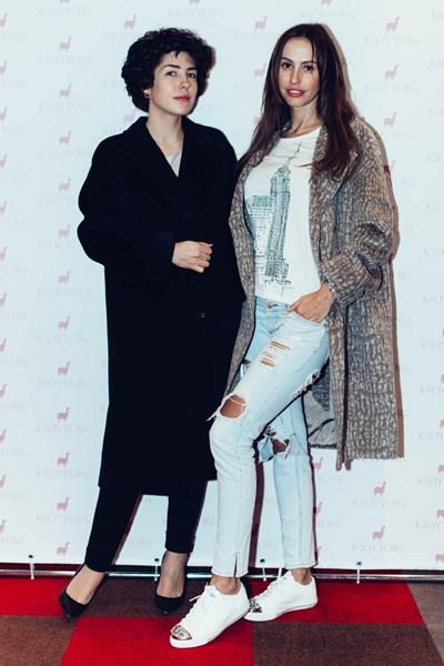 Анна Русска и Милана Королева