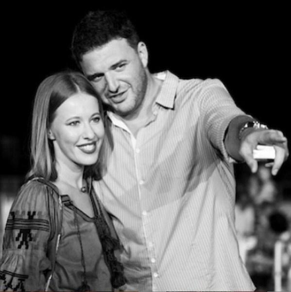 Ксения Собчак провела чудесные дни с мужем на Кинотавре 2015 и не хотела, чтобы он закрывался.