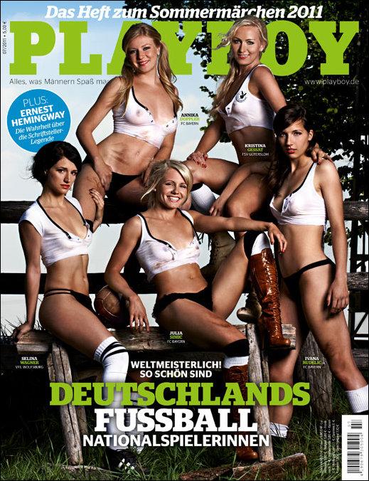 Женская немецкая сборная по футболу