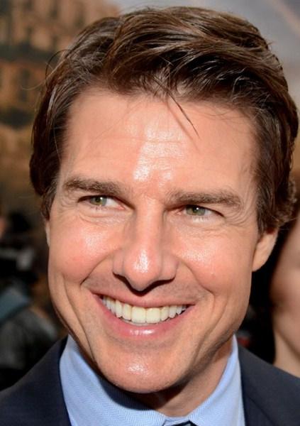 Актер Том Круз, 52