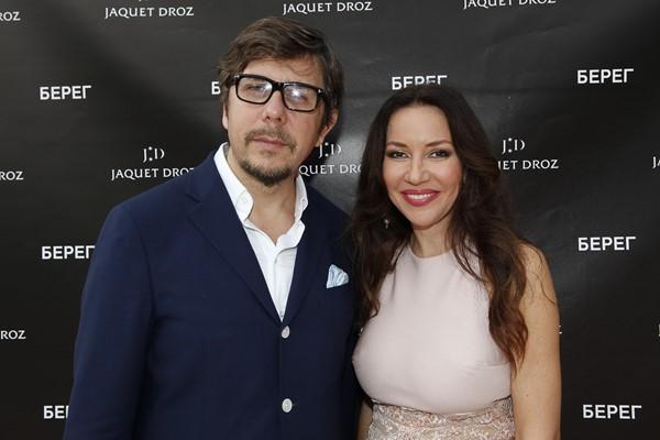 Андрей Фомин и Ирина Чайковская