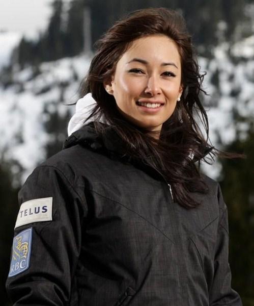 Сноубордистка Кимико Закрески, 31