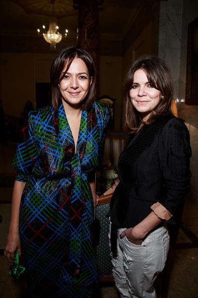 Ксения Чилингарова и Наталья Туровникова