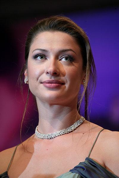 Российская телеведущая Мария Ситтель, 39
