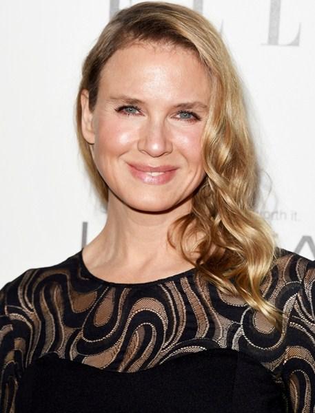 Актриса Рене Зеллвегер, 45
