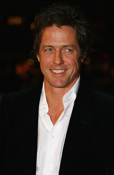 Актер Хью Грант, 54