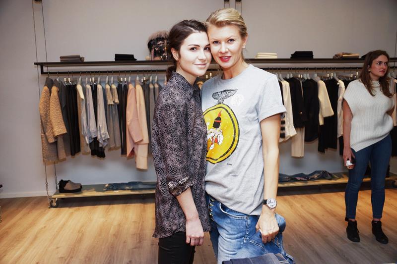 Лаура Джугелия и Виктория Борисевич